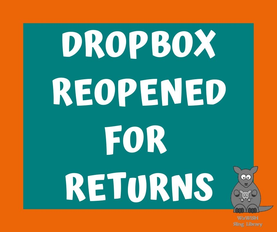 Dropbox reopened for returns
